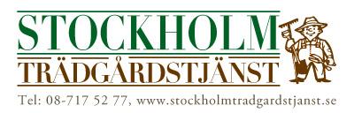 Stockholms Trädgårdstjänst