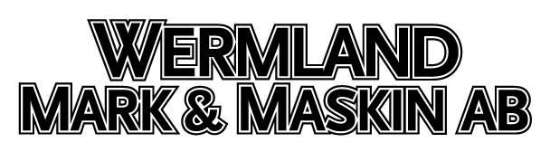 Wermland Mark & Maskin AB